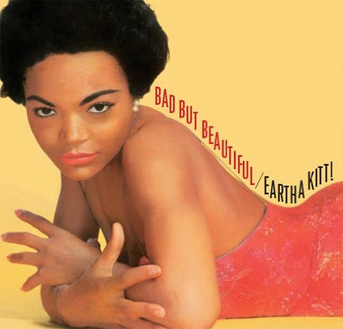 Eartha Kitt - Bad But Beautiful (LP, Album, RE) - NEW