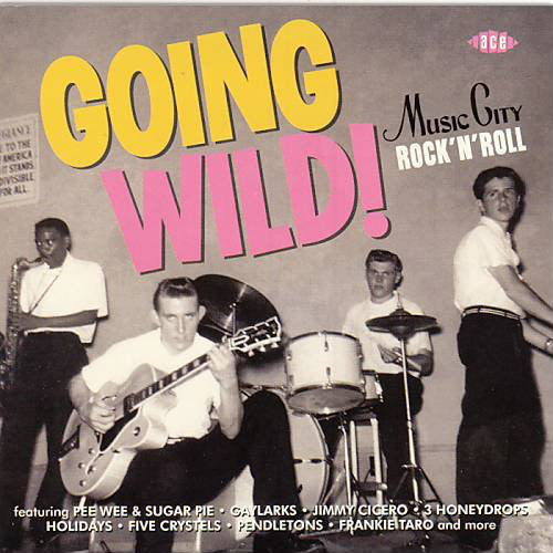 Various - Going Wild! Music City Rock 'n Roll (CD, Comp) - NEW
