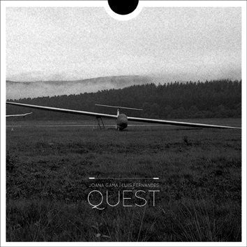 Joana Gama, Luís Fernandes (2) - Quest (CD, Album) - NEW