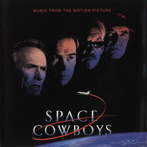 Various - Music From The Motion Picture Space Cowboys (CD) - USED