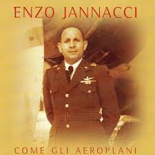 Enzo Jannacci - Come Gli Aeroplani (CD, Album) - USED