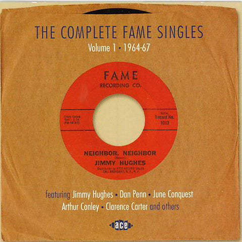 Various - The Complete Fame Singles Volume 1 1964-67 (2xCD, Comp) - USED