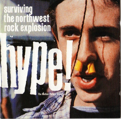 Various - Hype! (The Motion Picture Soundtrack) (CD, Comp) - USED