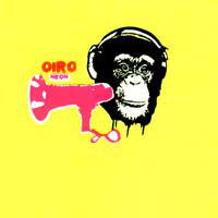Oiro - Neon (CD, Comp) - USED
