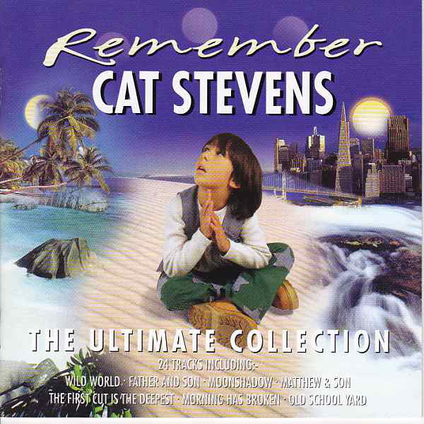 Cat Stevens - Remember - The Ultimate Collection (CD, Comp, RP) - USED