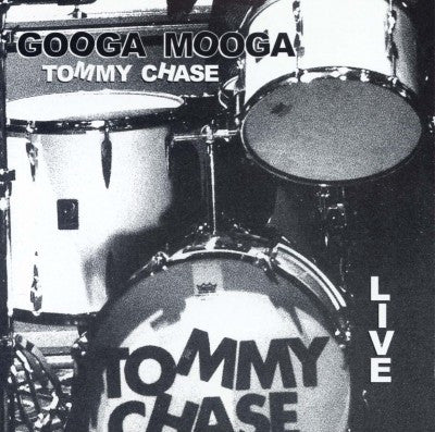 Tommy Chase - Googa Mooga Live ! (CD) - USED