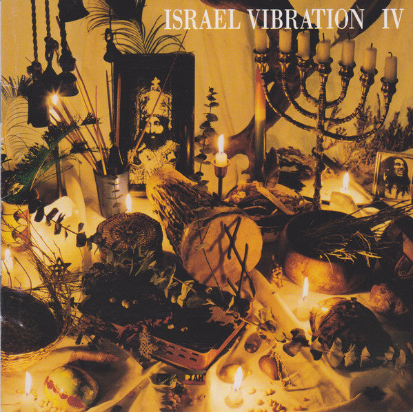 Israel Vibration - IV (CD) - USED
