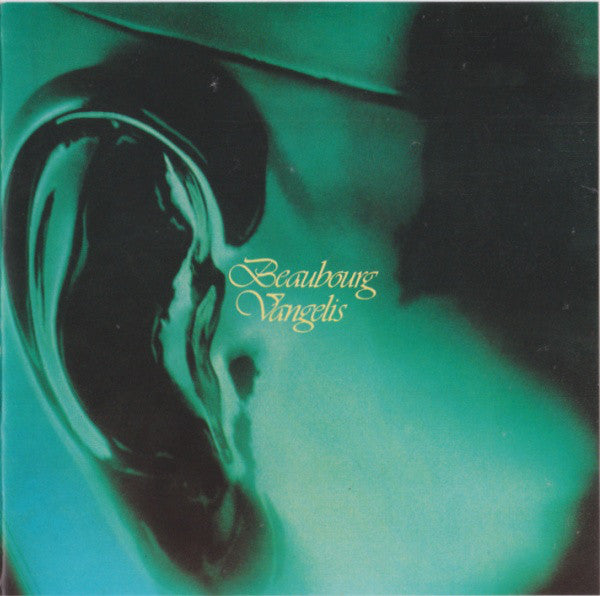 Vangelis - Beaubourg (CD, Album, RE) - USED