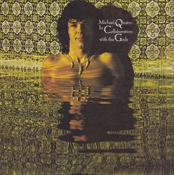Michael Quatro - In Collaboration With The Gods (CD, Album, Unofficial) - NEW