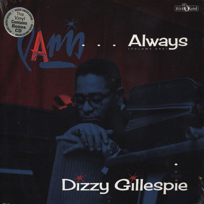 Dizzy Gillespie - Paris ….Always Volume One (LP, Comp + CD, Bon + Dlx, Ltd) - NEW
