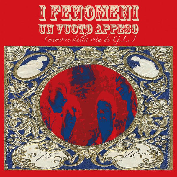 I Fenomeni - Un Vuoto Appeso (LP) - NEW