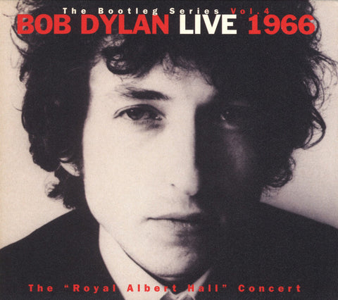 "Bob Dylan - Live 1966 (The ""Royal Albert Hall"" Concert) (2xCD, Album) - USED"