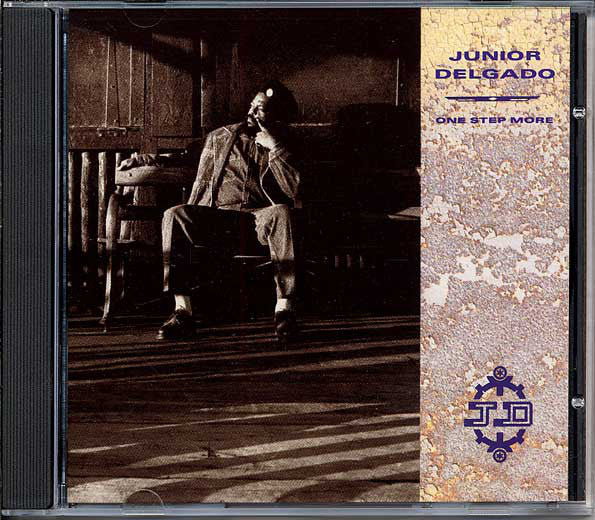 Junior Delgado - One Step More (CD, Album) - USED