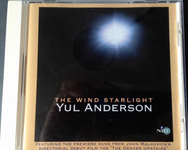 Yul Anderson - The Wind Starlight (CD) - USED