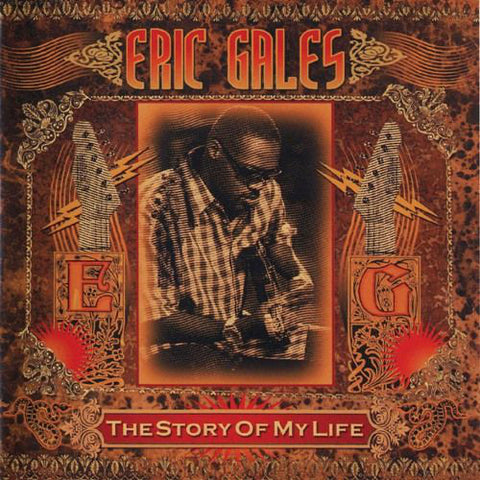Eric Gales - The Story Of My Life (CD, Album) - USED