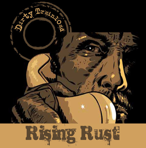 Dirty Trainload - Rising Rust (CD, Album) - USED
