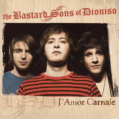 The Bastard Sons Of Dioniso - L'Amor Carnale (CD, EP) - USED