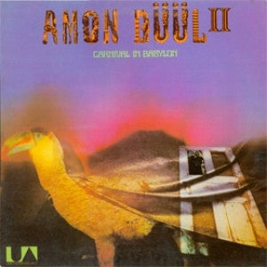 Amon Düül II - Carnival In Babylon (LP, Album) - USED