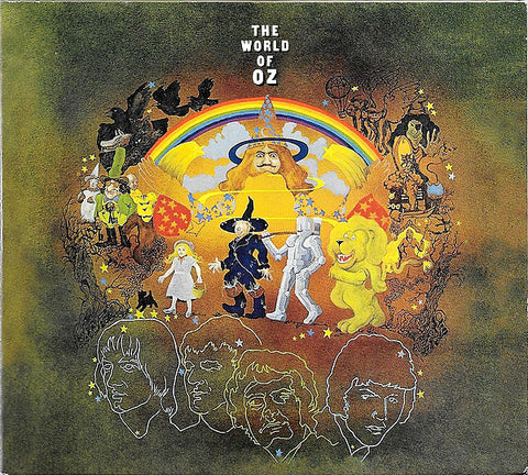 The World Of Oz - The World Of Oz (CD, Album, Ltd, RE, Dig) - USED