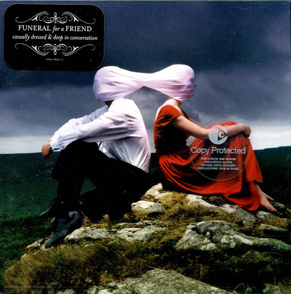 Funeral For A Friend - Casually Dressed & Deep In Conversation (CD, Album, Copy Prot.) - USED