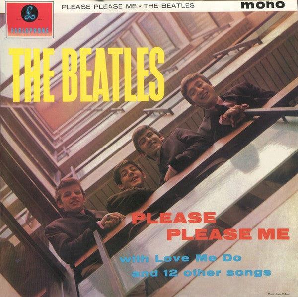 The Beatles - Please Please Me (LP, Album, Mono, RM, 180) - NEW