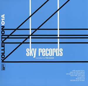 Various - Sky Records: Kollektion 01A (LP, Comp) - NEW