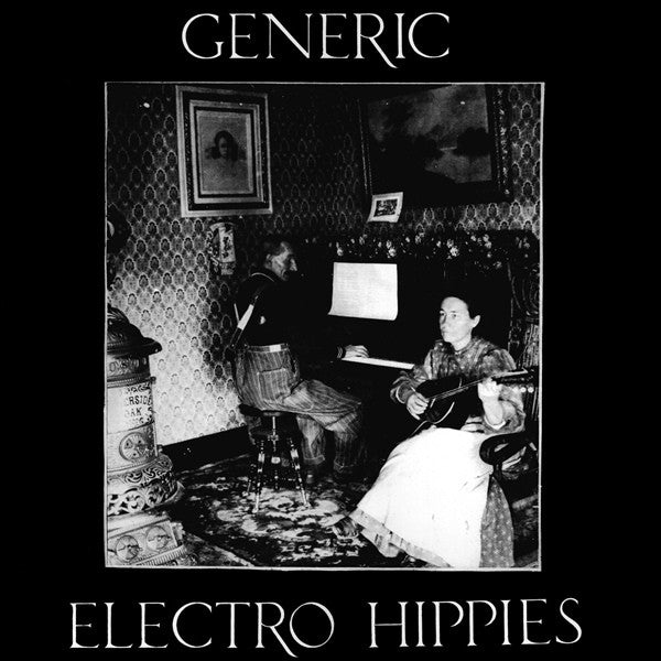 Generic / Electro Hippies - Play Loud Or Not At All (LP, Unofficial) - NEW