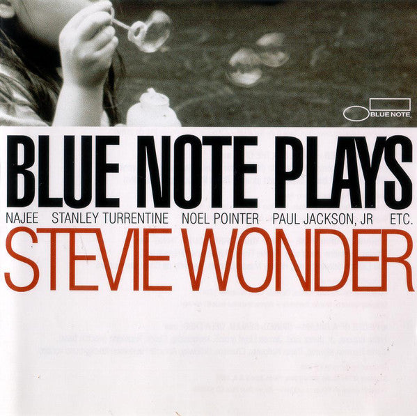 Various - Blue Note Plays Stevie Wonder (CD, Album, Comp, Copy Prot.) - USED