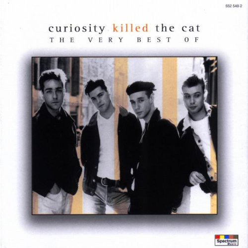 Curiosity Killed The Cat - The Very Best Of (CD, Comp) - USED