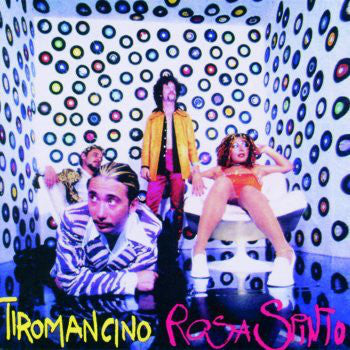Tiromancino - Rosa Spinto (CD, Album) - USED