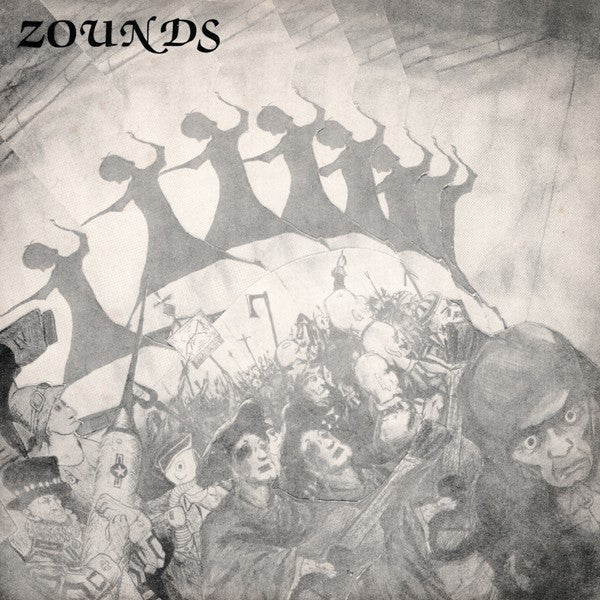 "Zounds (2) - Dancing (7"") - USED"