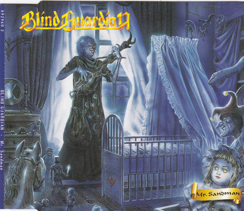 Blind Guardian - Mr. Sandman (CD, Maxi) - USED