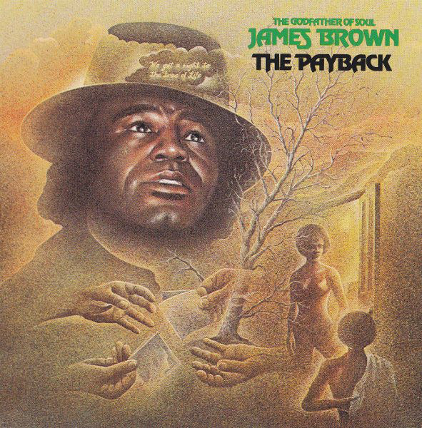 James Brown - The Payback (CD, Album, RE, RM) - USED