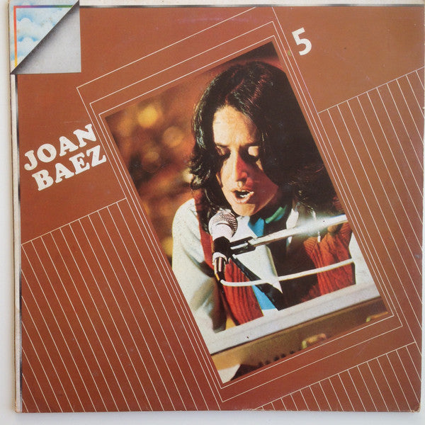 Joan Baez - 5 (LP, Album) - NEW