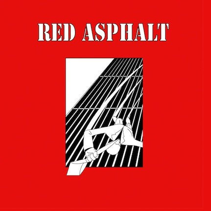 Red Asphalt - Red Asphalt (LP, Comp) - NEW