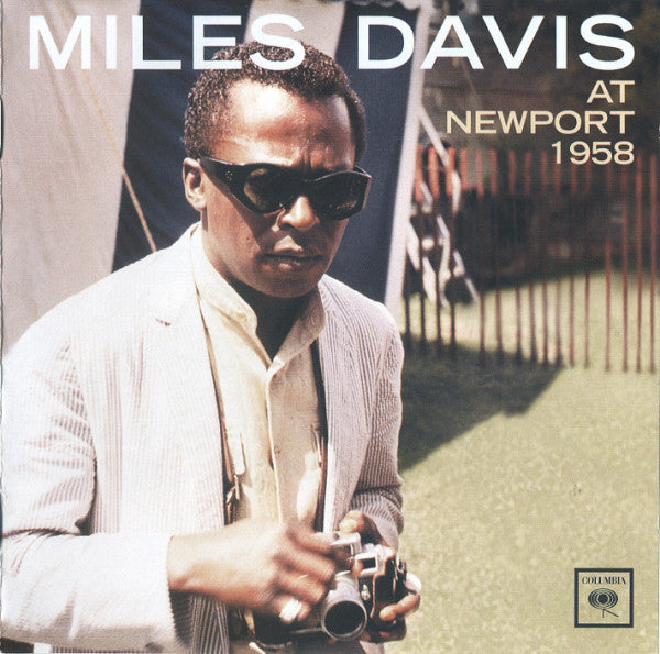 Miles Davis - At Newport 1958 (CD, Comp, RM) - NEW