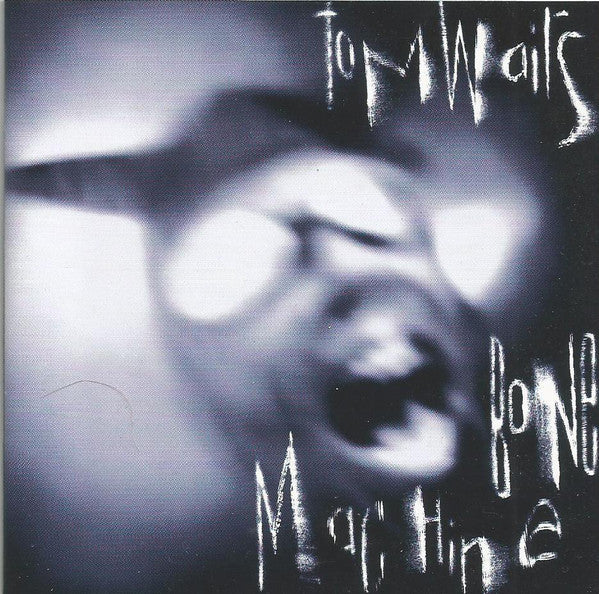 Tom Waits - Bone Machine (CD, Album, RP, Uni) - NEW