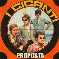 I Giganti - Proposta (CD, Comp) - USED