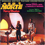 Antón García Abril & Marcello Giombini - ...4..3..2..1... Morte (Original Soundtrack) (CD, Album, RM) - USED