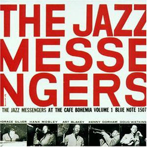 The Jazz Messengers* - At The Cafe Bohemia Volume 1 (CD, Album, Mono, RE) - USED