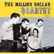 The Million Dollar Quartet - The Million Dollar Quartet (LP, Album, Ltd, 140) - USED