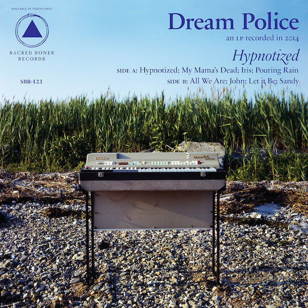Dream Police (4) - Hypnotized (LP, Album) - NEW