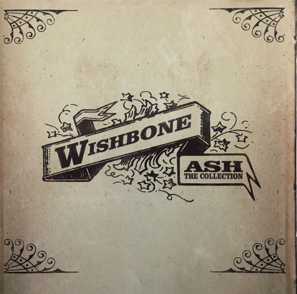 Wishbone Ash - The Collection (CD, Comp) - USED