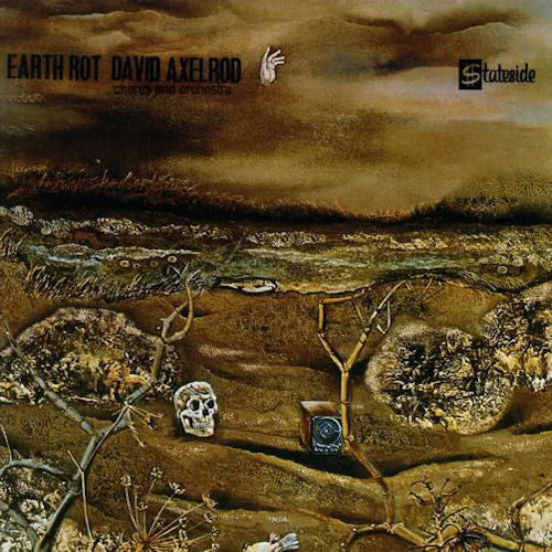 David Axelrod - Earth Rot (CD, Album, RE) - USED