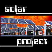 Solar Project (3) - Best Of... (LP, Comp) - USED
