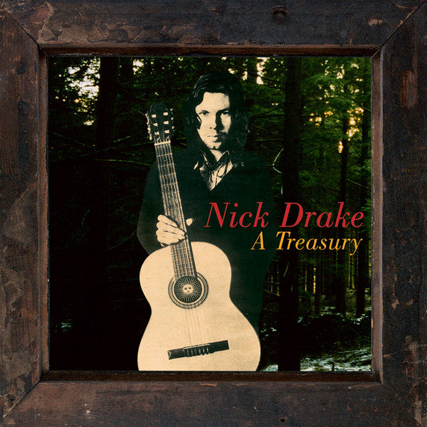 Nick Drake - A Treasury (LP, Comp) - NEW