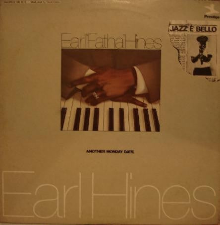 Earl Hines - Another Monday Date (2xLP, Comp) - USED