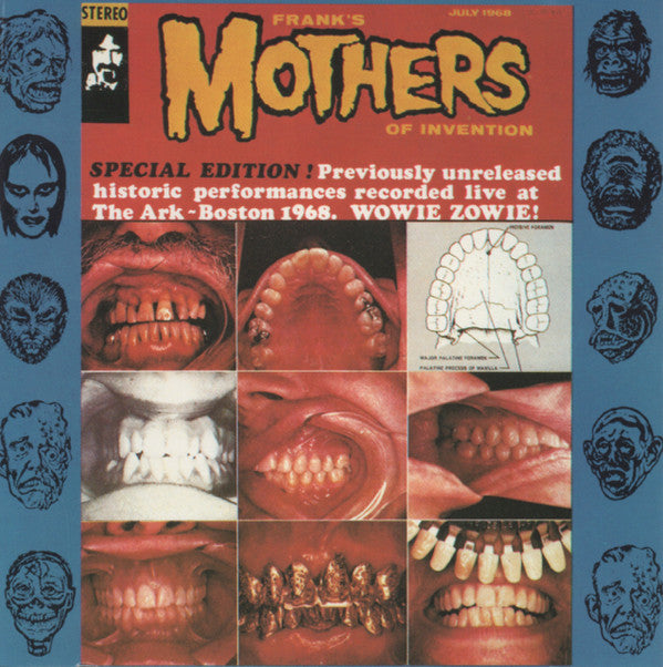 Frank's Mothers Of Invention* - The Ark (CD, Album) - USED
