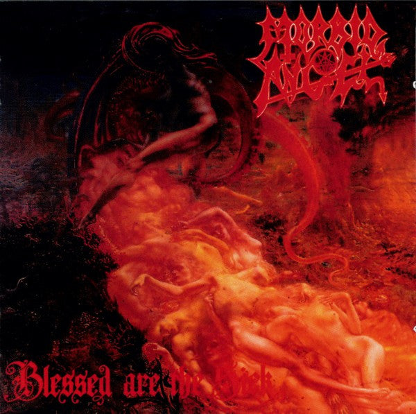 Morbid Angel - Blessed Are The Sick (CD, Album, Enh, RE, RP) - NEW