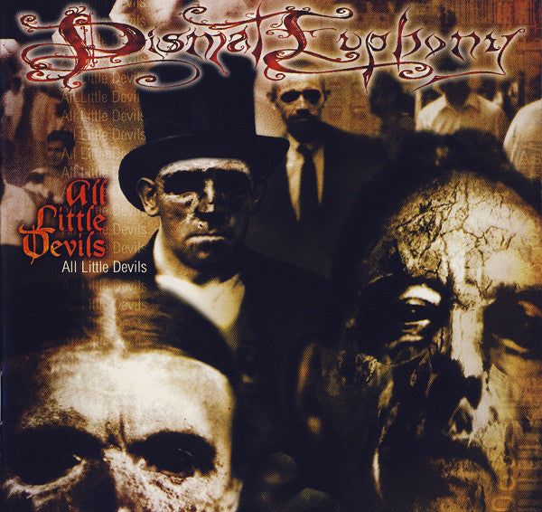 Dismal Euphony - All Little Devils (CD, Album) - USED